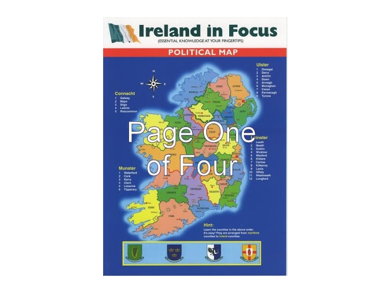 Ireland In Focus! Glance Card