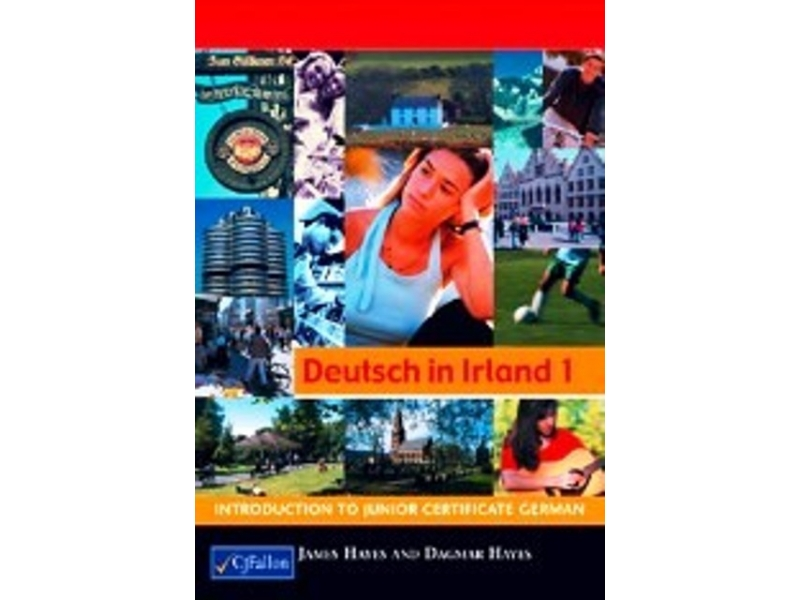 Deutsch In Irland 1 Textbook & Cds