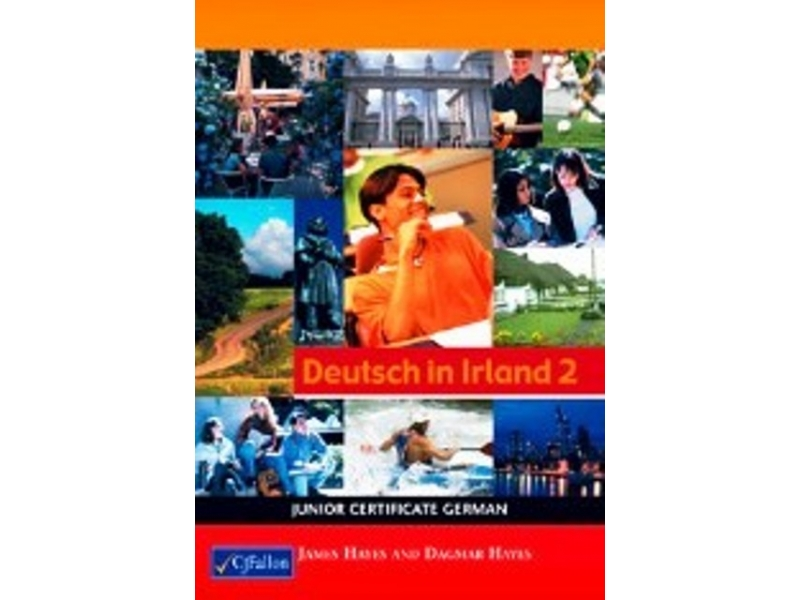 Deutsch In Irland 2 Textbook & Cds