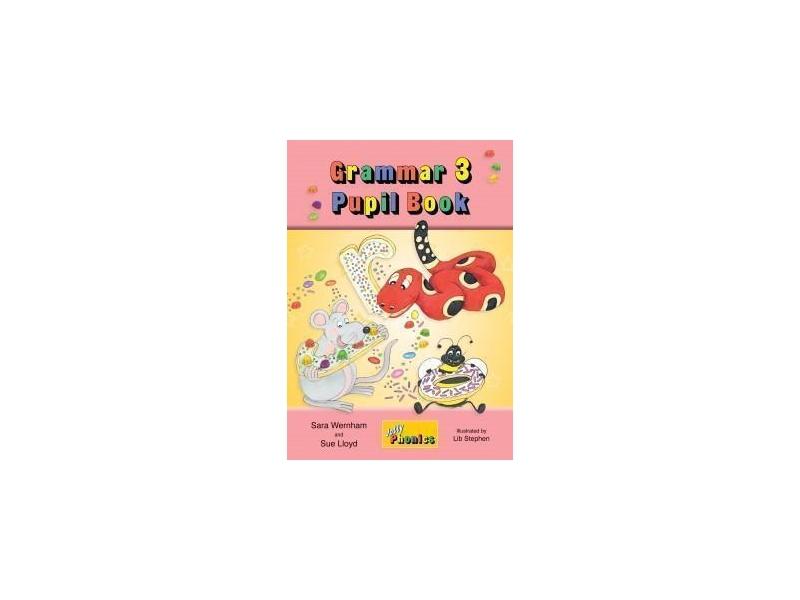 Jolly Grammar 3 - Pupil Book