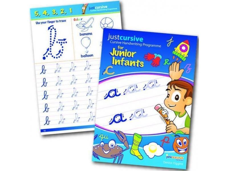 Just Cursive Handwriting Jun Infants