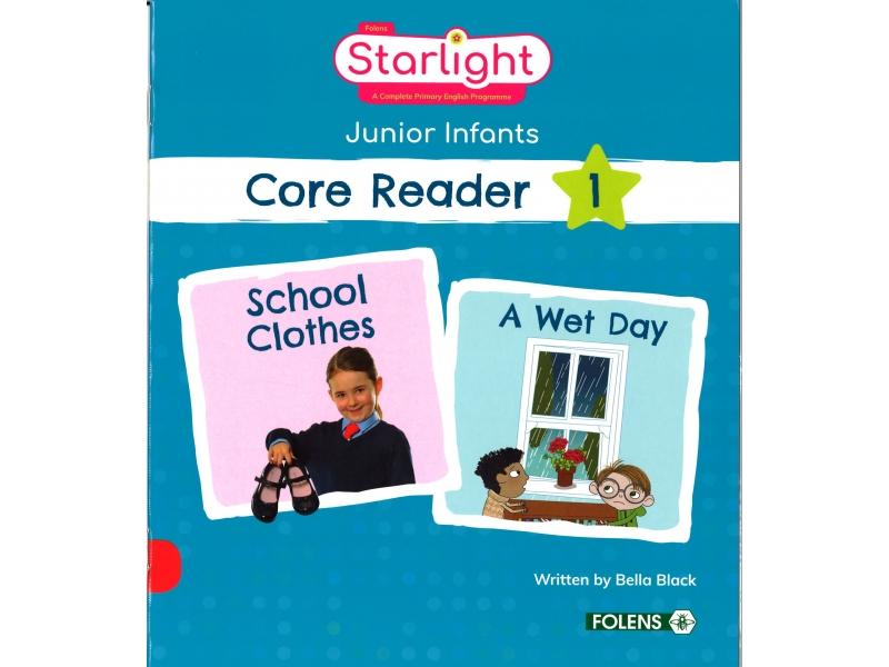 Core Reader 1 - Starlight - Junior Infants