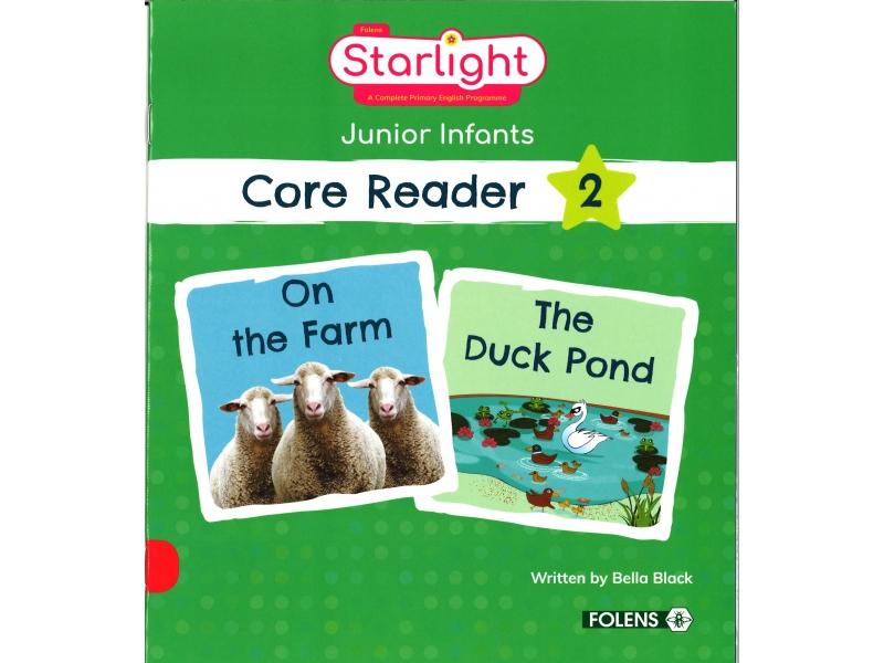 Core Reader 2 - Starlight - Junior Infants
