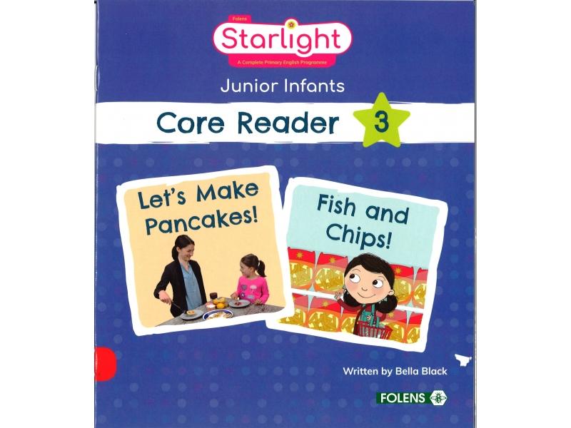 Core Reader 3 - Starlight - Junior Infants