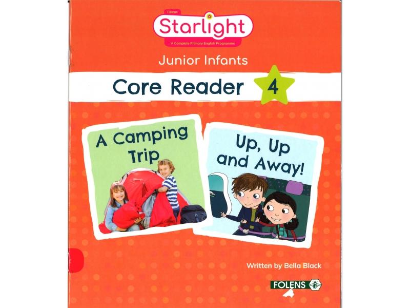 Core Reader 4 - Starlight - Junior Infants