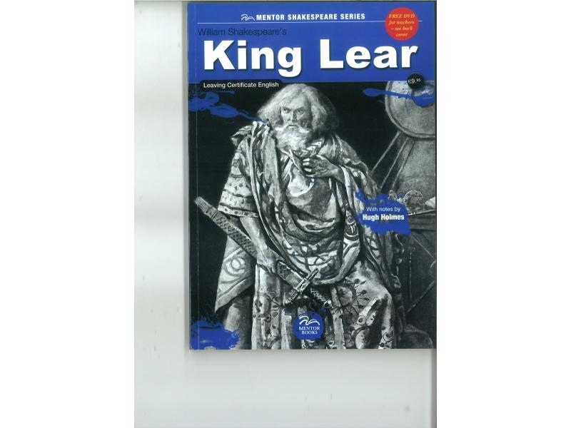 King Lear - Leaving Cert English - Mentor Shakespeare Series