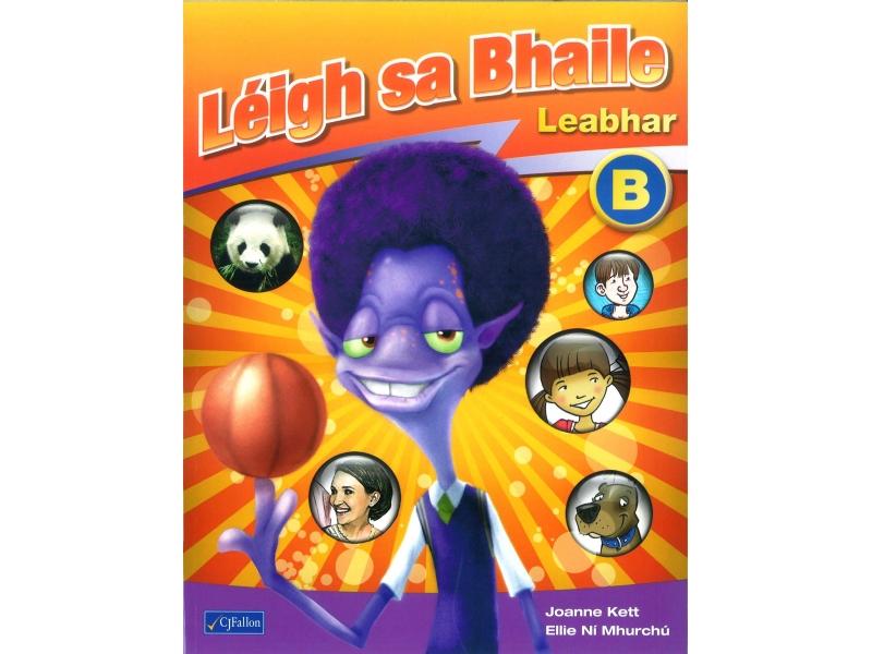 Léigh Sa Bhaile Leabhar B - 2nd Class Textbook