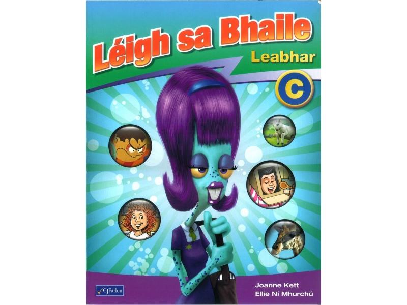 Léigh Sa Bhaile Leabhar C - 3rd Class Textbook