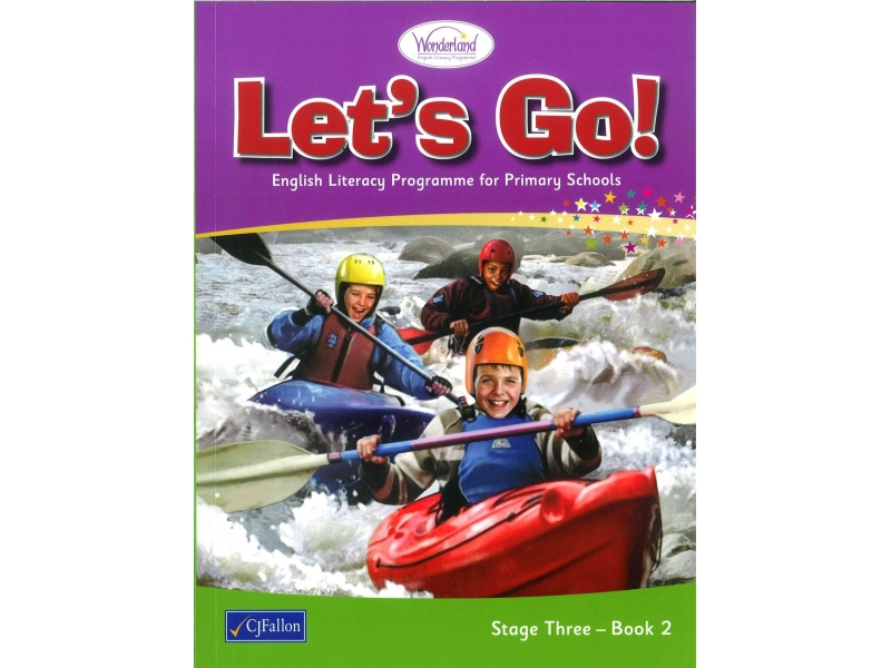 Let's Go - Core Reader - Wonderland Stage Three - Fourth Class