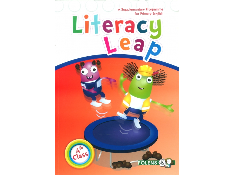 Literacy Leap 4 - Fourth Class