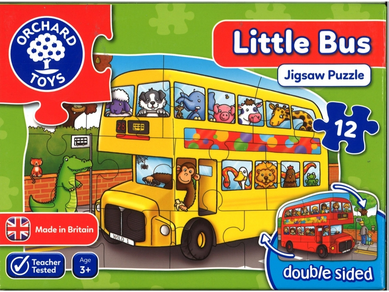Little Bus Jigsaw