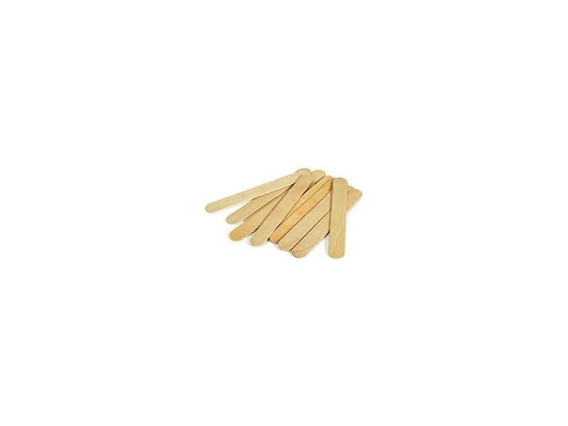 Lolli-pop sticks natural 200 pack