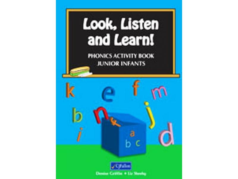 Look, Listen & Learn Junior Infants