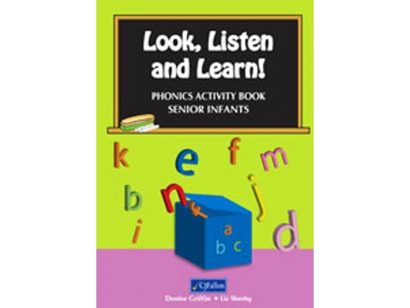 Look, Listen & Learn Senior Infants