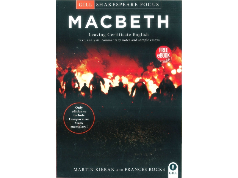 Macbeth - Leaving Certificate English - Gill Shakespeare Series