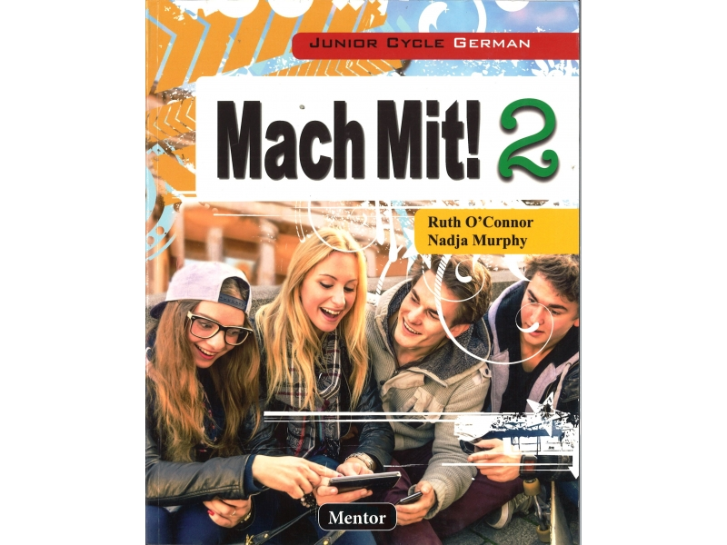 Mach Mit! 2 Pack Textbook & Portfolio Junior Cycle German Includes Free eBook