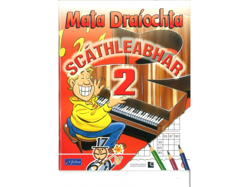 Mata Draíochta Scáthleabhar 2