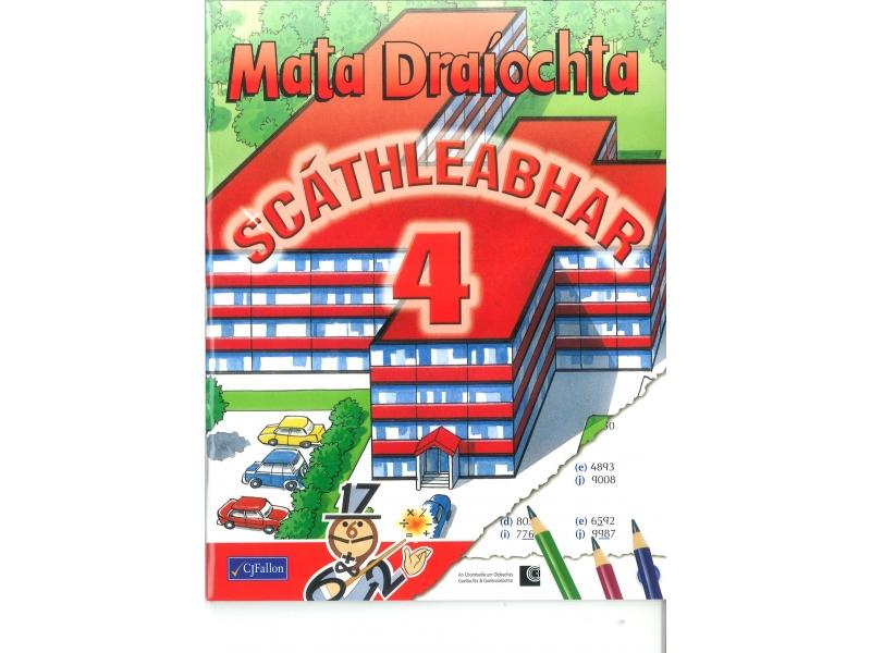 Mata Draíochta Scáthleabhar 4