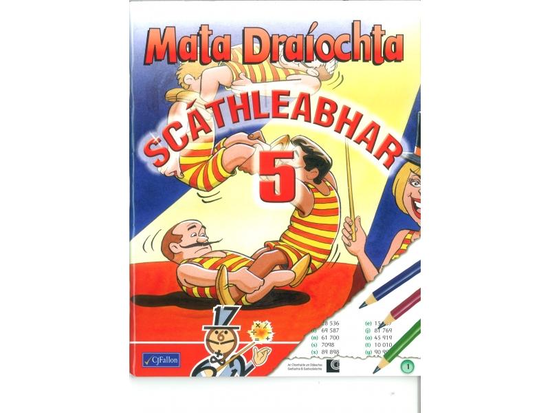 Mata Draíochta Scáthleabhar 5