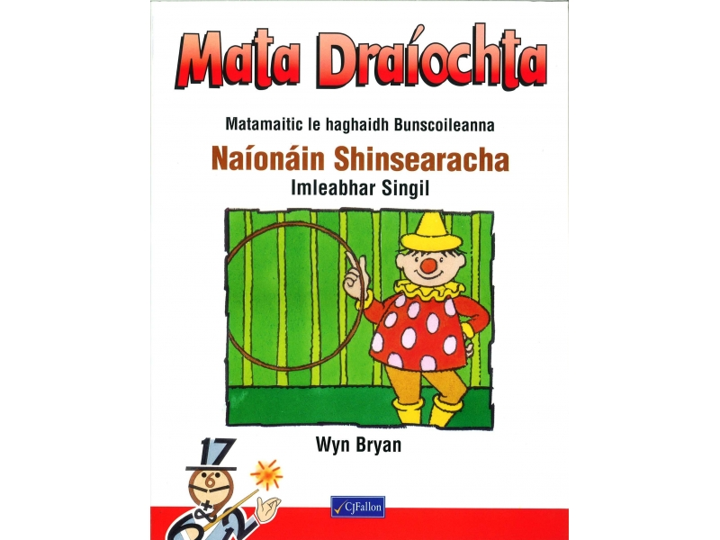 Mata Draíochta Senior Infants