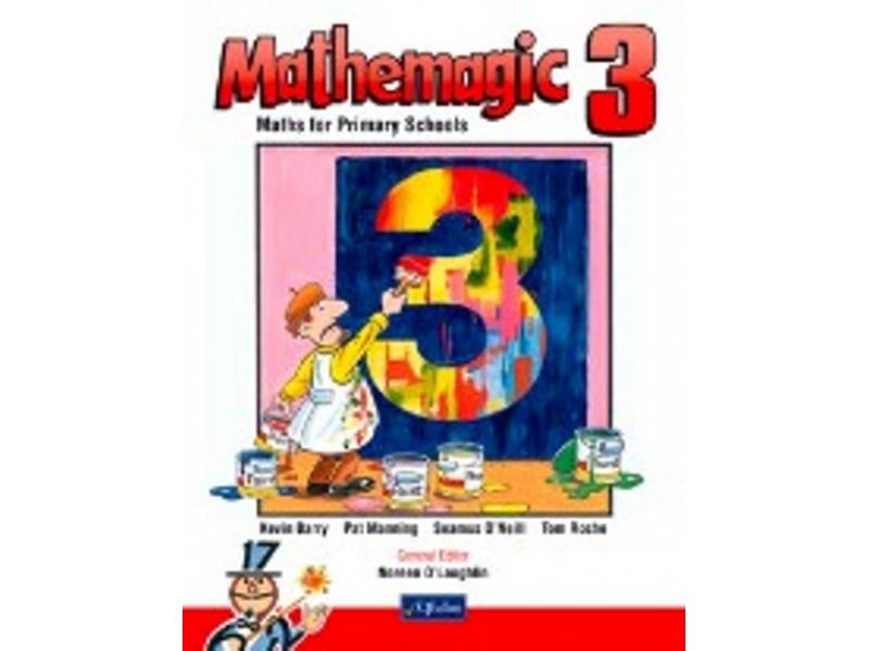 Mathemagic 3 Textbook