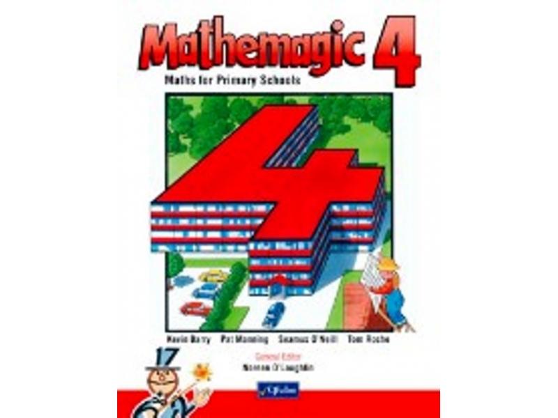 Mathemagic 4 Textbook