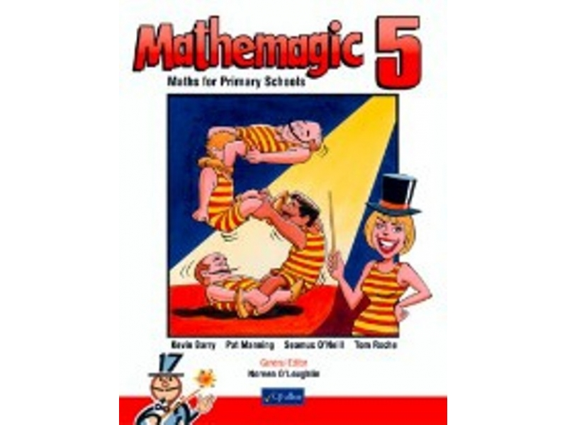 Mathemagic 5 Textbook