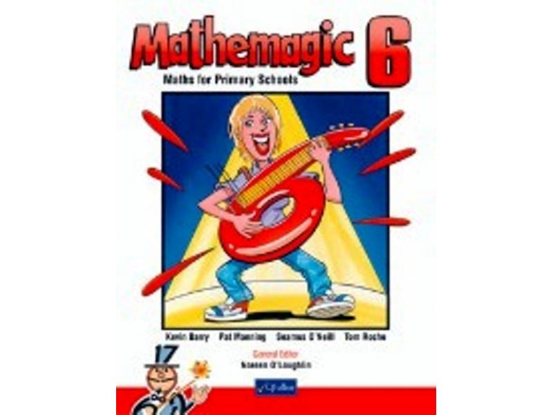 Mathemagic 6 Textbook
