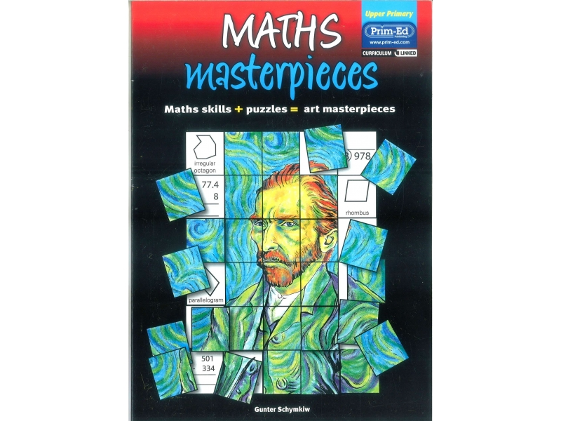 Maths Masterpieces - Upper Primary