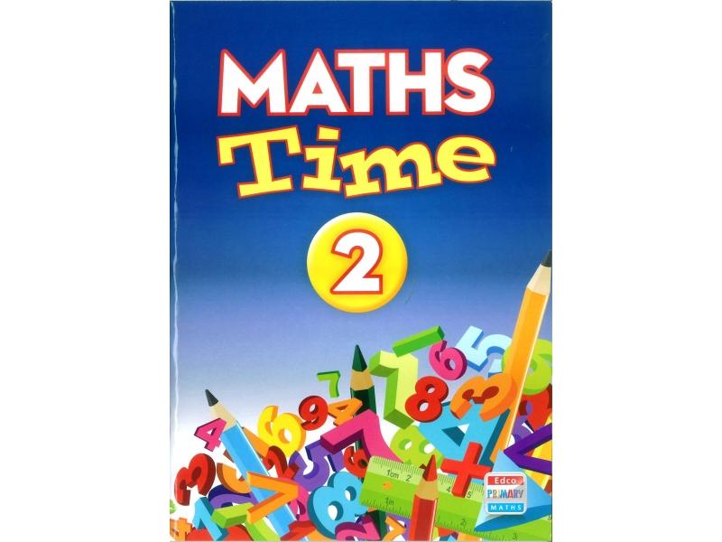 Maths Time 2 - Second Class