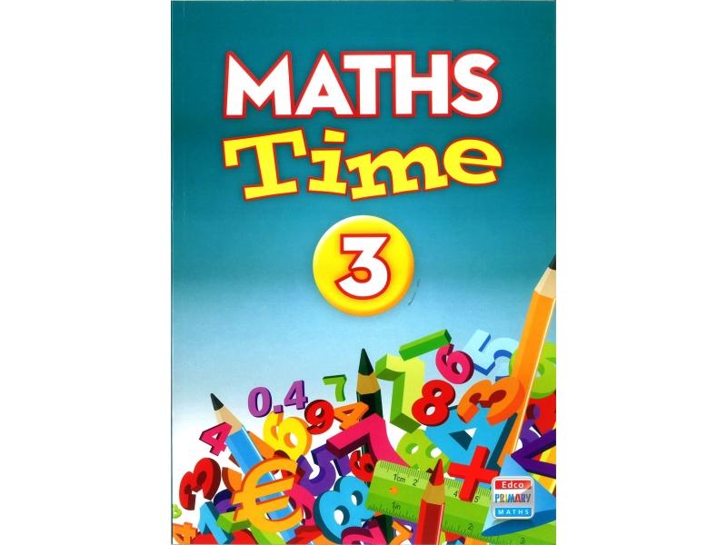 Maths Time 3 - Third Class