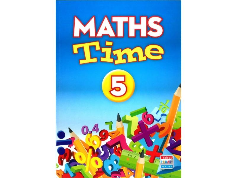 Maths Time 5 - Fifth Class