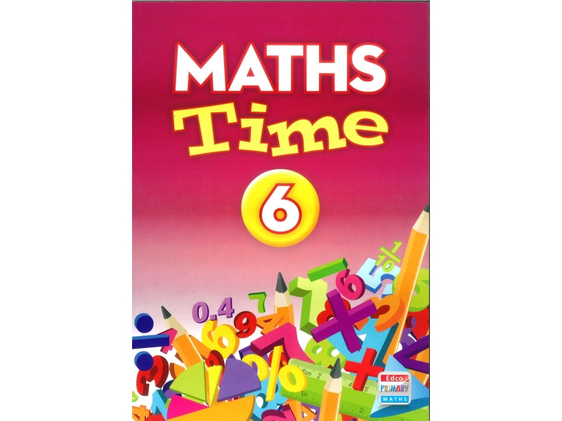 Maths Time 6 - Sixth Class