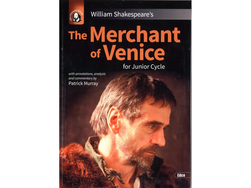The Merchant Of Venice - Junior Cycle English - Edco Shakespeare Series