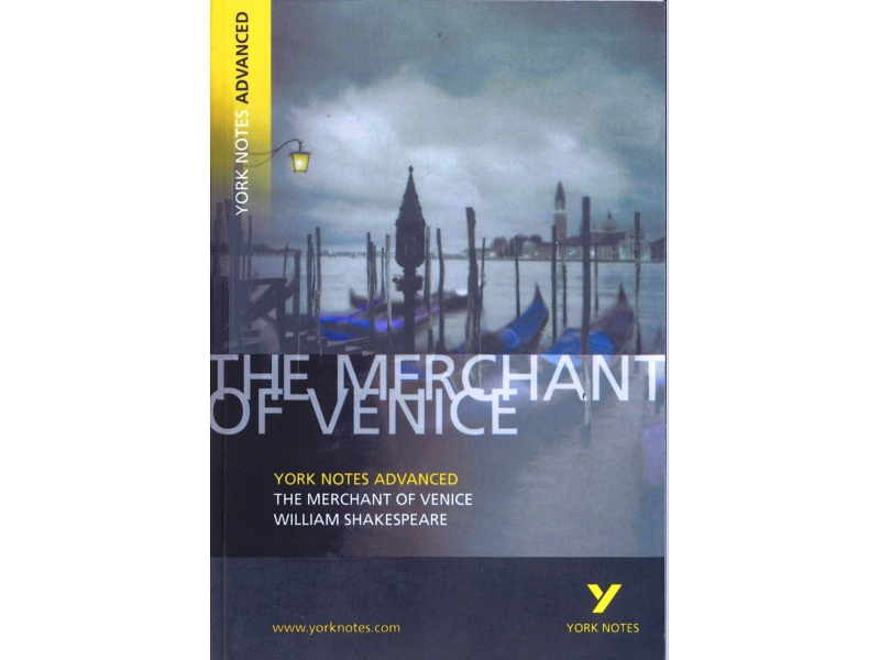 Merchant of Venice - York Notes