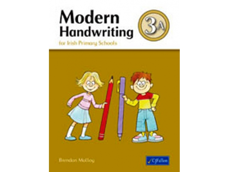Modern Handwriting 3A