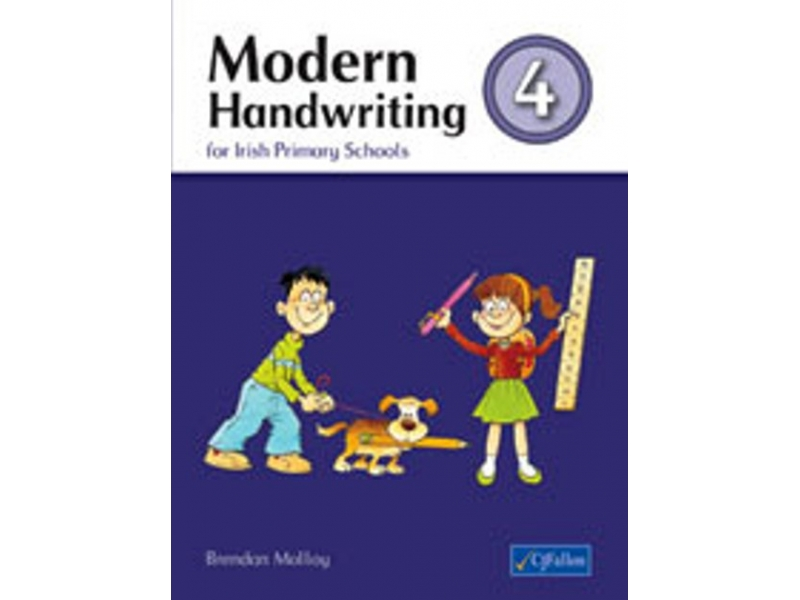 Modern Handwriting 4