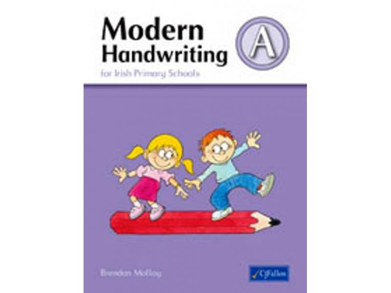 Modern Handwriting A