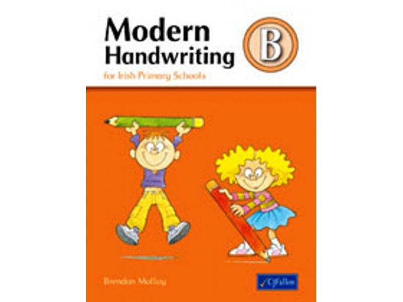 Modern Handwriting B