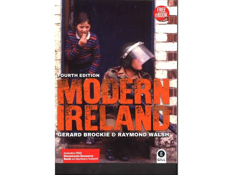 Modern Ireland Pack-Textbook & Workbook-4th Edition Leaving Certificate History