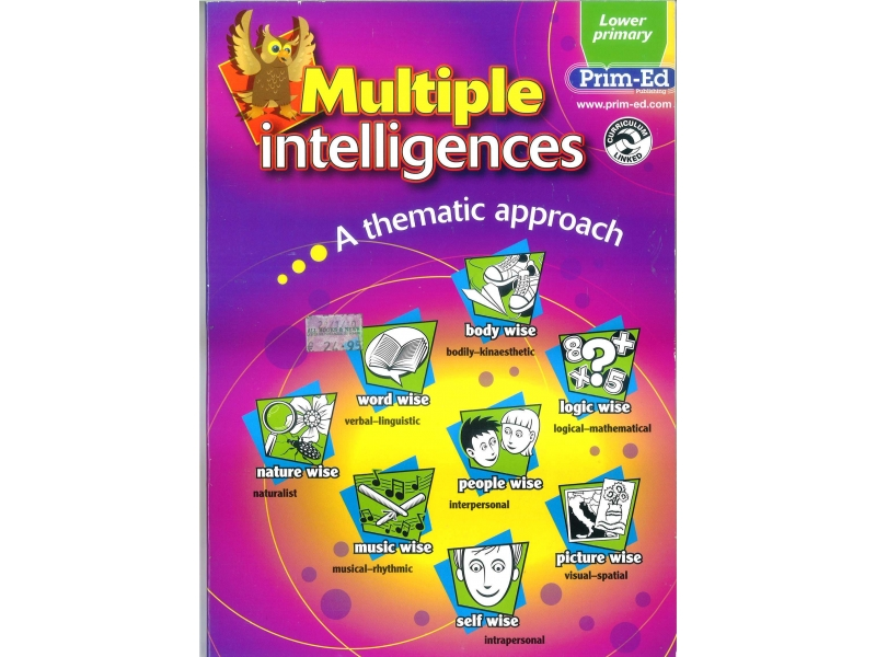 Multiple Intelligences - A Thematic Approach - Lower primary