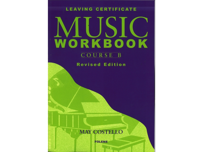 Music Workbook Set B - Leaving Certificate Music