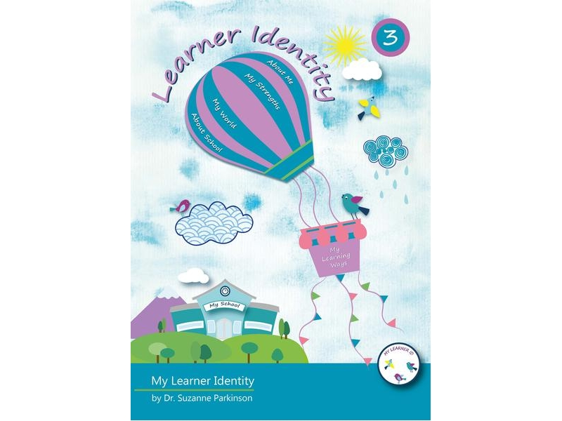 My Learner ID 3 Pupil Book & Evaluation Booklet