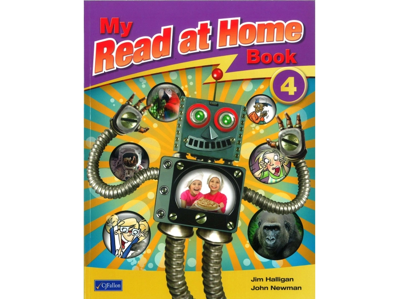 My Read At Home Book 4 - Old Edition
