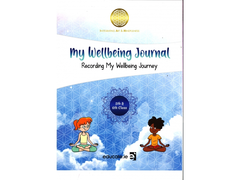 My Wellbeing Journal - 5th & 6th - Recording My Wellbeing Journal