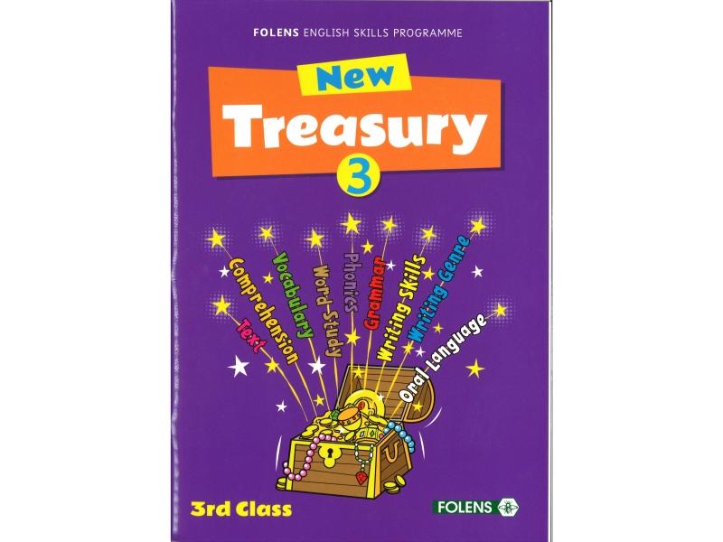 New Treasury 3 - Third Class