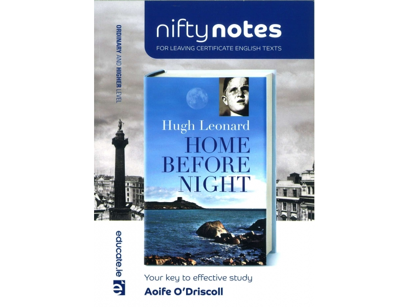 Nifty Notes: Home Before Night