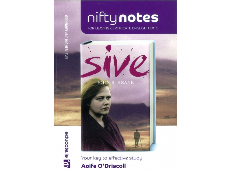 Nifty Notes: Sive
