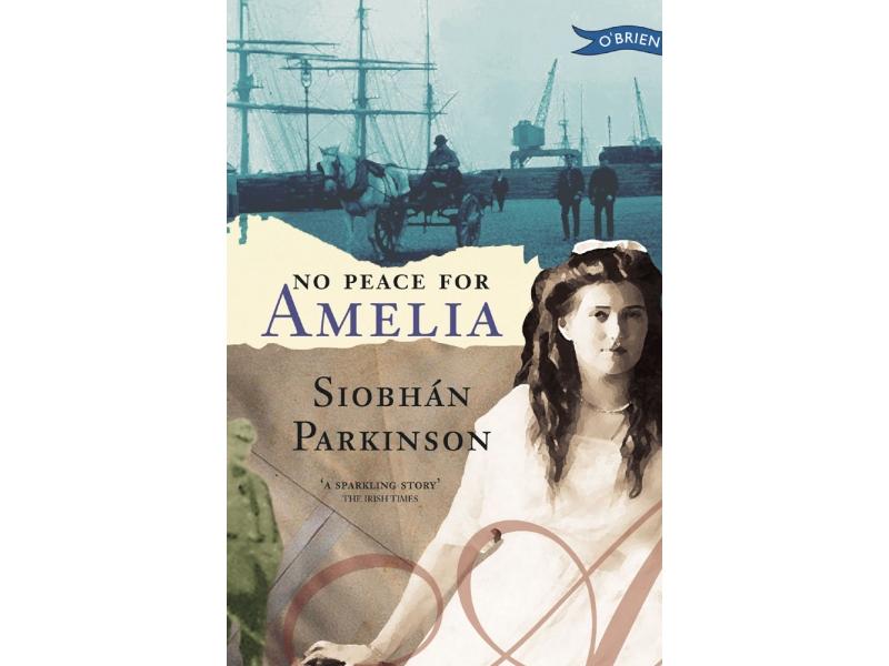 No Peace For Amelia - Siobhan Parkinson