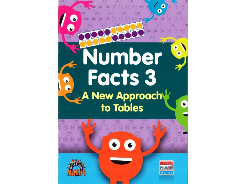 Number Facts 3 - Third Class
